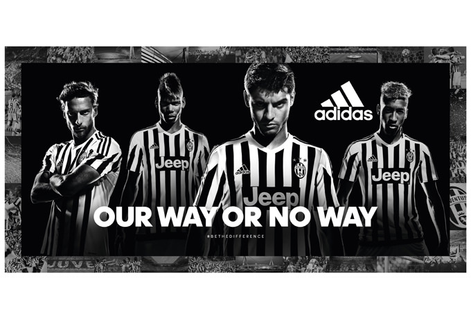 adidas juventus production