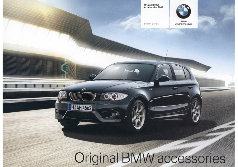 bmw accessories locaion and production