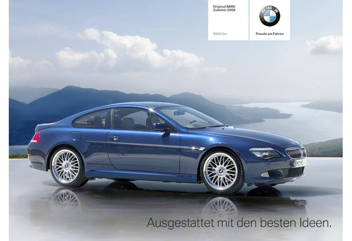 Bmw accessories location and production